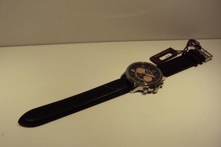 Reloj hombre multifunción,esfera color café 65€