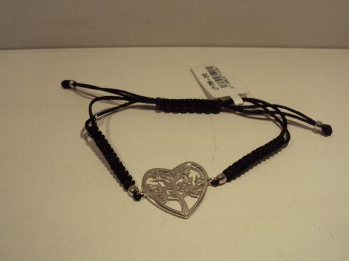 Pulsera Lotus árbol de la vida con corazón.19€