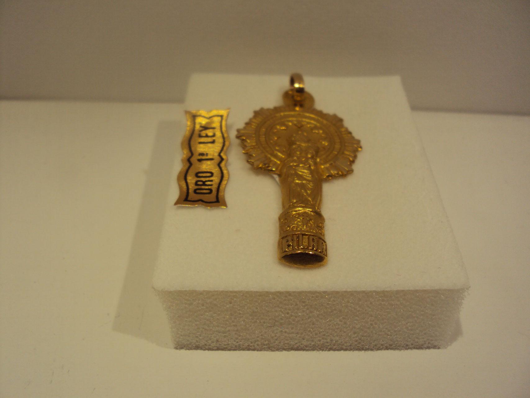 Virgen del Pilar grande 380e