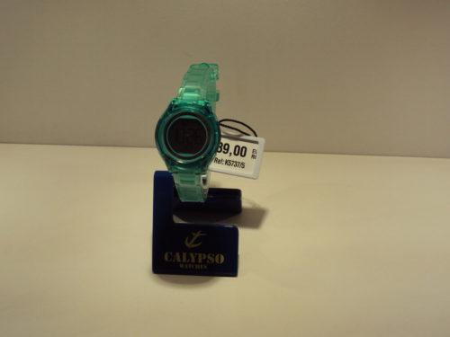 Reloj mujer digital pequeño,color verde 39