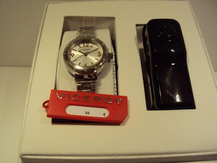 Reloj comunión niña con cámara digital de regalo.99€