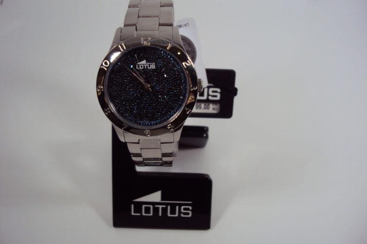 Reloj Lotus de mujer piedras Swarovski.99€