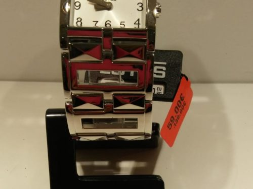 Reloj de acero de mujer Reloj de acero de mujer. Reloj de acero mujer cuadrado con todos los números de la marca Lotus.